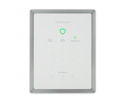Honeywell lyric gateway encrypted wireless security system