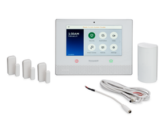 Honeywell lyricpk lyric security system w 3 door window sensor