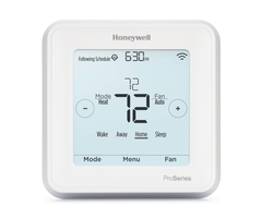 Honeywell t6 pro z wave smart thermostat