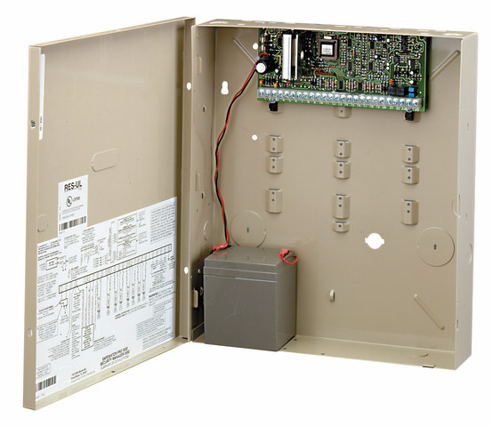 Honeywell vista 20psia alarm control panel