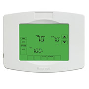Honeywell zwstat z wave thermostat