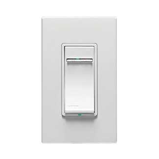 Leviton vp00r 1lz coordinating z wave dimmer remote w slash led