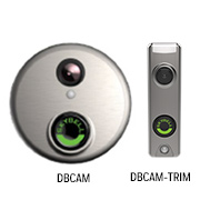 Skybell dbcam trim slim hd video doorbell