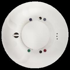System sensor cosmo 4w 4 wire carbon monoxide and smoke detector