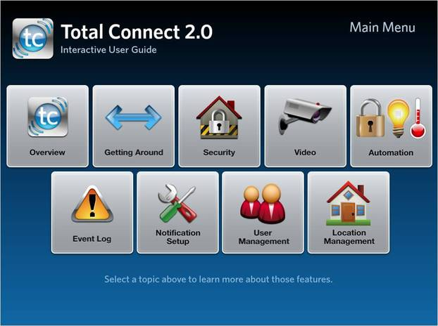 Test Drive Total Connect 2 0 Today Alarm Grid