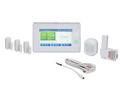 2GIG GC3PK-LTE-V - A Wireless Security System w/ Verizon LTE Cellular, 3 Door/Window Sensors, Motion & Key Fob