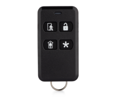 2GIG KEY2e - Encrypted 4-Button Key Fob