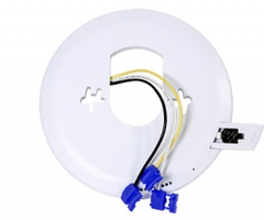 2GIG SDS1-345 - Smoke Detector takeover ring for 2GIG wireless systems