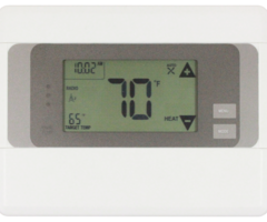 2GIG Z-CT100 - Z-Wave Programmable Thermostat