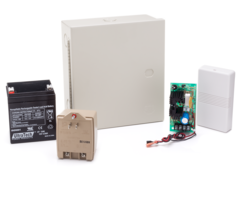 Alarm Grid LYNX-EXT - LYNX External Sounder Kit for converting wired sirens into wireless sirens