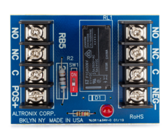 Altronix RB5 - Relay 6-12VDC, 5A DPDT Switch