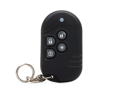DSC PG9939 - PowerG 915MHz Wireless 4-Button Key
