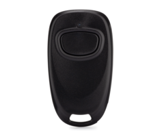DSC WS4938 - 1 Button Wireless Key Fob, 2 Sec Delay Panic