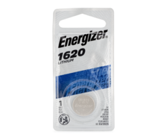 Energizer CR1620 - 3V Coin Cell Battery for 5800MICRA