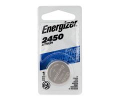 Energizer CR2450 - 3V Lithium Battery