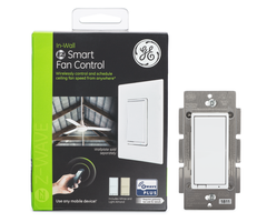 GE 14287 - Z-Wave In-Wall Smart Fan Control