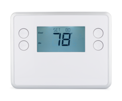 Go Control GC-TBZ48 - Z-Wave Smart Thermostat