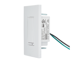 GoControl WT00Z5-1 - Side Z-Wave Smart 3-Way Switch