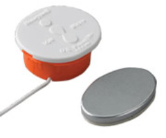 Honeywell 5800MICRA - Wireless Recessed Window Sensor