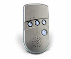 Honeywell 5804BDV - Wireless Bi-Directional Talking Security Key Fob