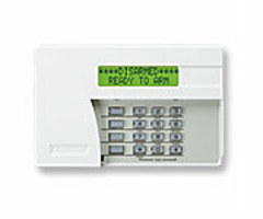 Honeywell 5839 - Wireless Alphanumeric Alarm Keypad