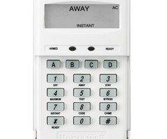 Honeywell 6149EX Fixed English Slimline Alarm Keypad