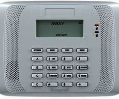 Honeywell 6152 - Fixed English Alarm Keypad w/ Backlit LCD Screen