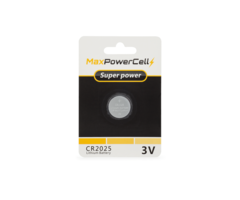 Honeywell CR2025 - 3V Lithium Coin Cell Battery