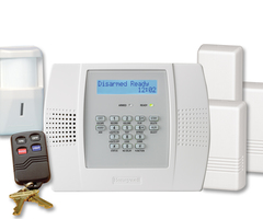 Honeywell L3000PK - LYNX Plus Wireless Security System