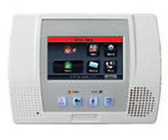 Honeywell L5000-SIA - LYNX Touch Wireless Alarm Control Panel