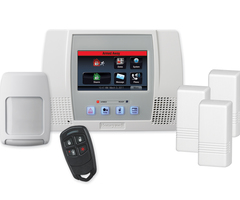 Honeywell L5000PK - L5000 LYNX Touch Wireless Security System