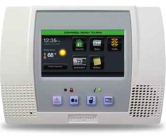Honeywell L5100-SIA - LYNX Touch Wireless Alarm Control Panel