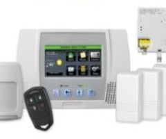 Honeywell L5100PK-WIFI-4G-5898 - L5100 LYNX Touch Wireless Security System