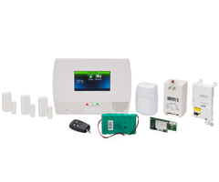 Honeywell L5210PK-WIFI-3G - Dual Path (3G, IP) Wireless Alarm System w/ 3 door/window sensors
