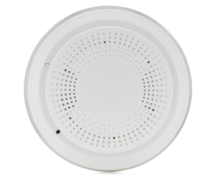 Honeywell SIXSMOKE Front - Wireless Smoke/Heat Detector for Lyric Controller