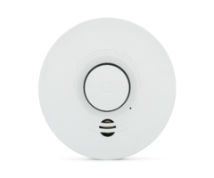 Interlogix SDX-135Z - Wireless Interconnected Photoelectric Smoke Detector with Heat and Freeze