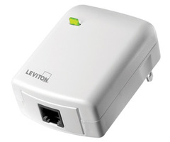 Leviton VRC0P-1LW - Plug-In Serial RS232 ASCII Z-Wave Interface