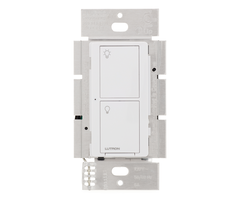 Lutron Caseta PD-6ANS-WH - In-wall Neutral Smart Switch