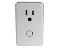 Qolsys IQ Outlet - (QZ2130-840)