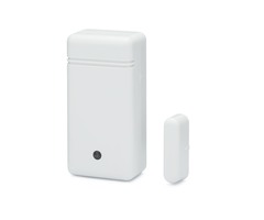 Qolsys IQ Shock-S - Encrypted Door/Window Sensor with Integrated Shock Detection