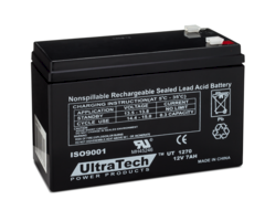 Ademco SA5140-1 - Battery Harness Kit - Alarm Grid on delta vista, lg vista, ademco vista,