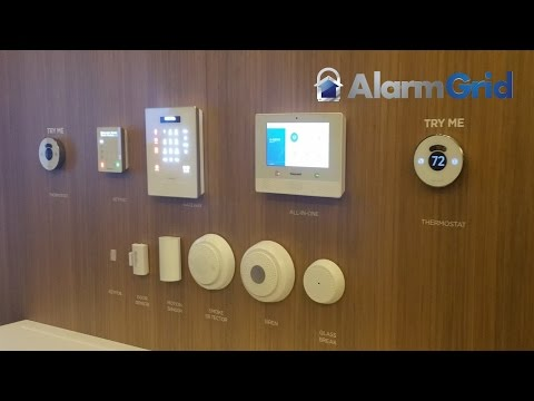 Honeywell Lyric Security System Isc West Introduction
