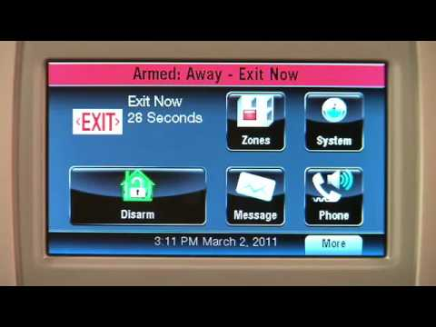 Lynx Touch User Guide From Honeywell Security Alarm Grid